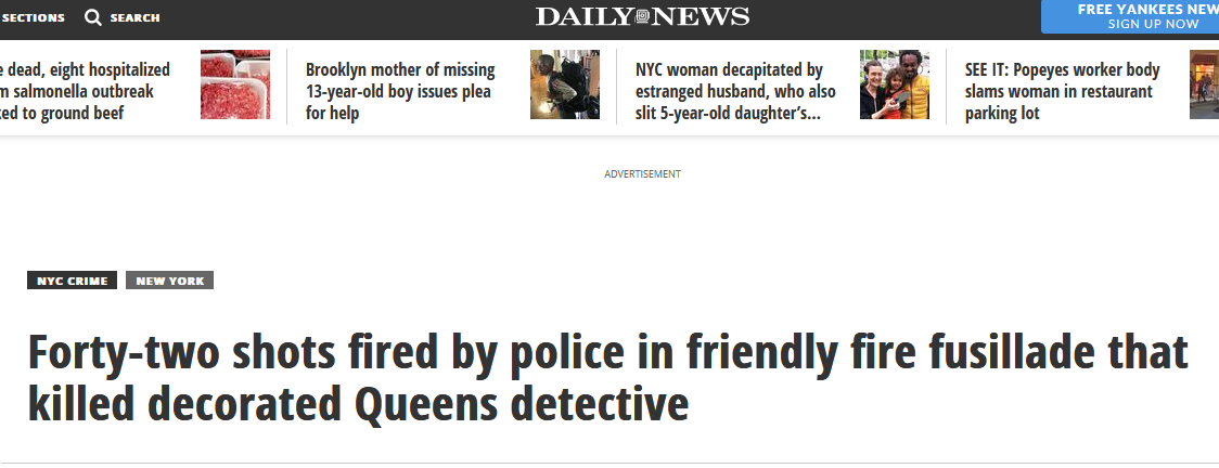Screenshot_2019-11-11 Forty-two shots fired by police in friendly fire fusillade that killed decorated Queens detective