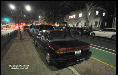 Screenshot_2019-11-28 Off-Duty Cops Get To Park On Sidewalk Next To Bicycle Lane (1)