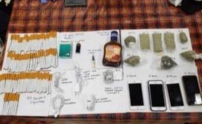 Screenshot_2020-01-01 Search of the Tombs uncovers weed, cigarettes, iPhones — and barbecue sauce